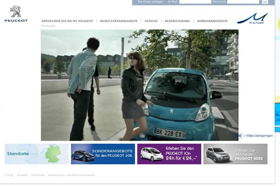 mu by peugeot carsharing carsharing. Black Bedroom Furniture Sets. Home Design Ideas